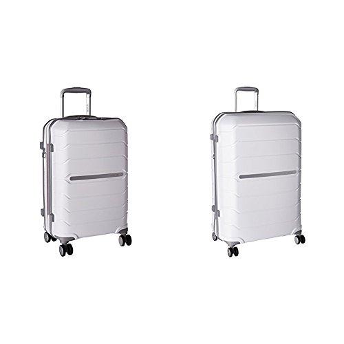 Samsonite Freeform Hardside Two-Piece Spinner Set (21'/28'), White