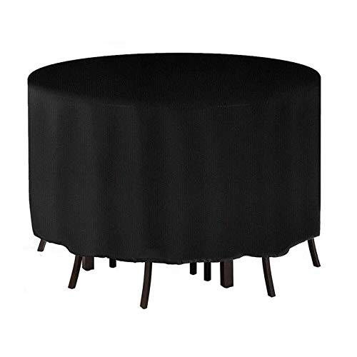 WXFN Cubierta De Muebles De Ratán De Tela Oxford 210D Resistente para Sofá Mesa De Comedor Cubiertas De Muebles De Jardín Al Aire Libre,128x71cm