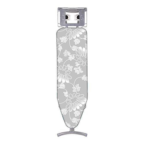 QEES Ironing Board Cover 46'x10', Padded Durable Ironing Board Dust...