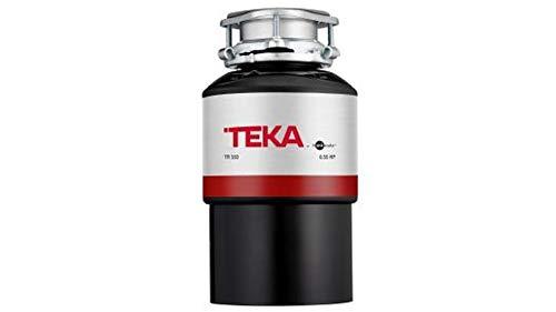 Teka 115890014 TR 750 - Trituradora de residuos para fregadero, color negro