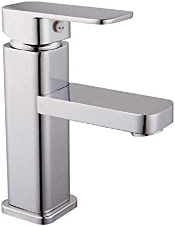 Küchenarmaturen 360 Grad drehbare Wasserhahn Kupfer Kupferhahn, heier und kalter Bad Wasserhahn