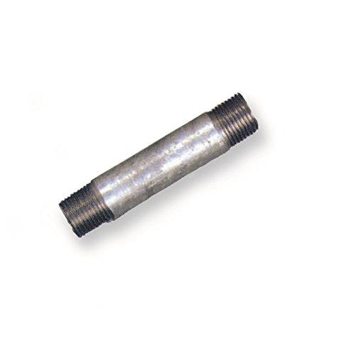 AcquaStiLLa 102240 dubbele gordijnroede van ijzer, meerkleurig