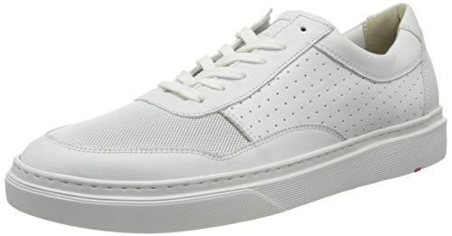 LLOYD Herren BENNIE Sneaker, White , 42 EU