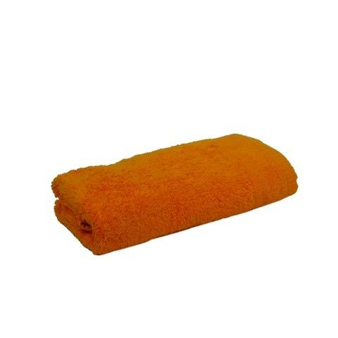 Atrivm Toallas hogar 100% algodón, más Suaves y absorbentes, esponjosas, te secan y se secan más rápidamente. Mejor relación Calidad-Precio (Toalla Lavabo 50x90, Mango)