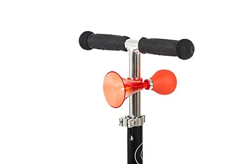 SCOOT Hupe Roller und Fahrrad (Rot)