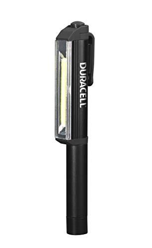 Duracell Lighting Pen-2 Duracell PEN-2-Linterna de luz, Negro