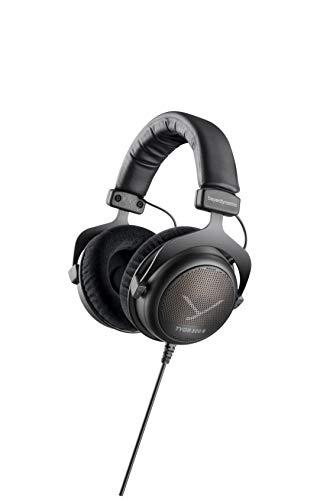 Beyerdynamic TYGR 300 R Kopfhörer, offener Gaming-Kopfhörer, kabelgebunden, schwarz, geeignet für PS4 Konsole, PC, Xbox, Nintendo und Mac