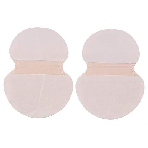 Desechables almohadillas axilas parches antisudor, 3 tipos antitranspirante Pads Desechables Absorción anti Sudor Olor olor puro absorbente suave(20 Pcs)