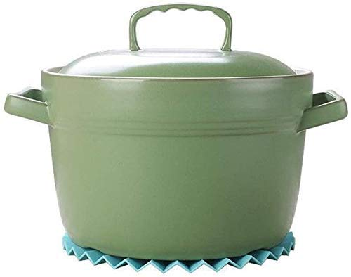 Easy to make use of Casserole Dishes Casserole Cast Iron Casserole Casserole With Lid For Oven Pyrex Casserole With Lids, Ceramic Soup Pot Health Stew Soup Pot Kaolin Household Spodumene (Size : Yellow-3.2L)