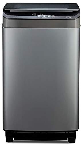 Voltas Beko 7.0 kg 5 Star Fully-Automatic Top Loading Washing Machine (WTL70UPGB, Gray) 2020