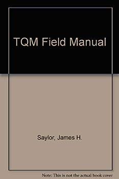Hardcover Tqm Field Manual Book