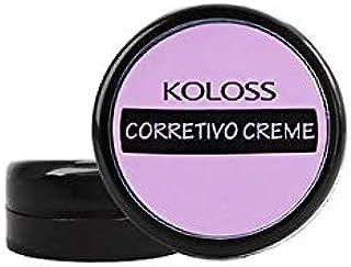 Corretivo Creme Lilás, Koloss