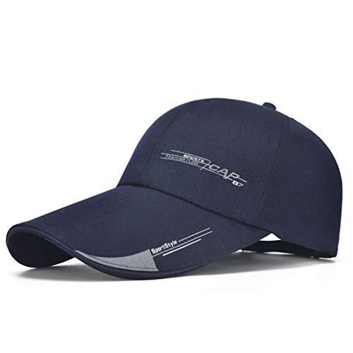 TUDUZ Sombrero Al Aire Libre Gorras De Béisbol Unisex Bordadas Algodón Ajustables