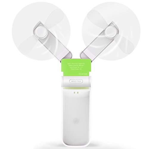 Handheld Mini Portable Fan Personal USB Fan Pocket Fan Travel Fan