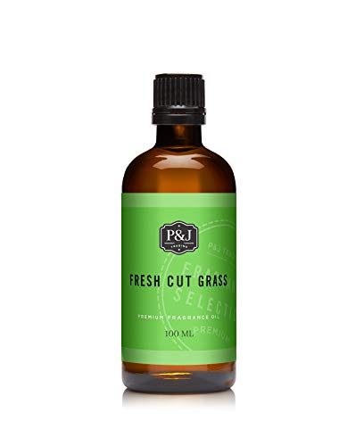 Fresh Cut Grass Fragrance Oil - Premium Grade Scented Oil - 100ml/3.3oz