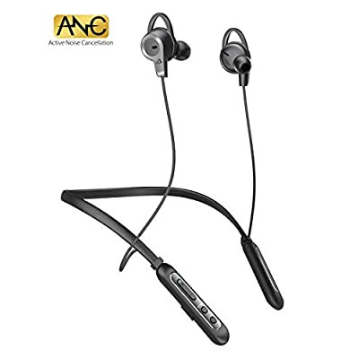 IPX5 Waterproof Sport Earphones, ABLEGRID Bluet...