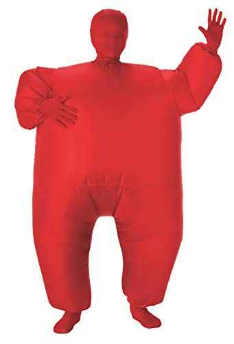 Rubie's Child's Inflatable Full Body Suit, Red