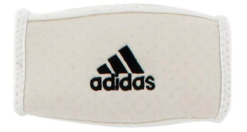 adidas Unisex Football Chin Strap, White, ONE SIZE