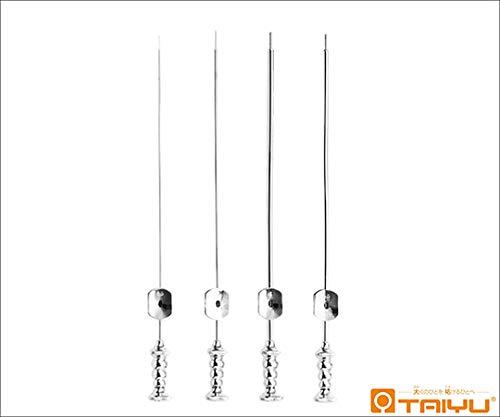 TAIYU(大祐医科工業) フレージャー清水脳室吸引管 外筒径2.0mm 有効寸法13.5cm 黄銅製 TY-791B