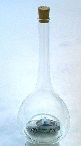 Glas-Kufner glazen fles politie