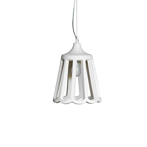 Karman Le Pupette lampada a sospensione Ø30 cm in ceramica