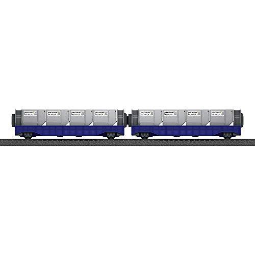 """Märklin my world 44117 - Wagen-Set """"Airport Jettainer"""", Spur H0"""