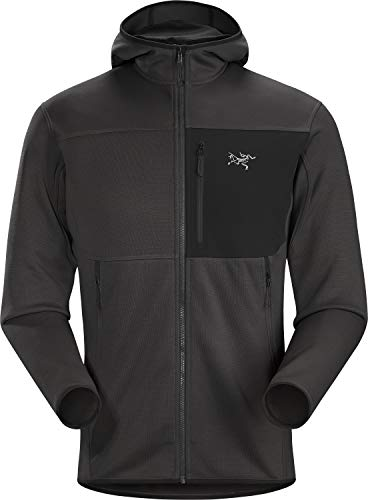 Arc'teryx Fortrez Hoody Men's (Carbon Copy, Medium)