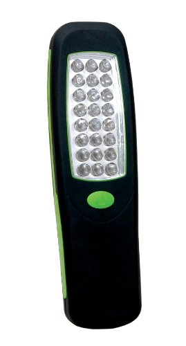 Intec EL100137 Lampe 24 LED portable