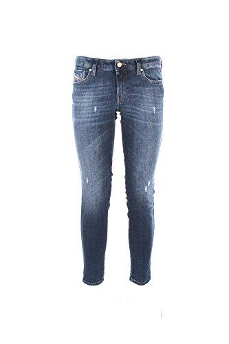 DIESEL - Jeans da donna Gracey blu 84qj DE 38/40 (US 31/32)
