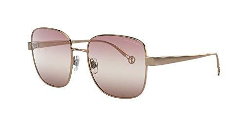 Giorgio Armani Gafas de sol AR6106 3011K7 Gafas de sol mujer color Bronce/Cobre rosa tamaño de lente 55 mm