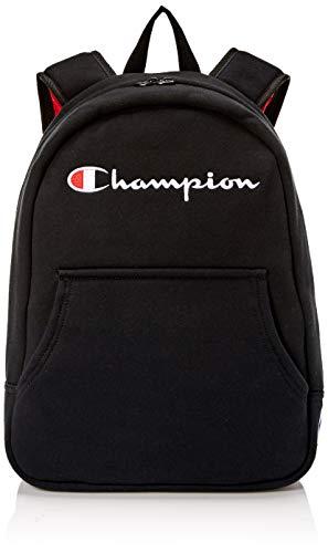 Champion Herren Reverse Weave Hoodie Backpack Rucksäcke, schwarz, Einheitsgröße