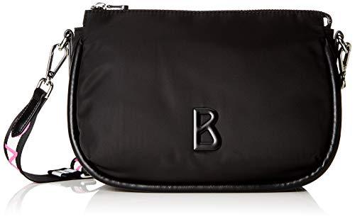 Bogner Damen Schultertasche Lech Ymi aus Nylon Handtasche mit Reißverschluss