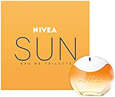 Nivea SUN Eau de Toilette o Oryginalnym Zapachu Kremu Przeciwsłonecznego - 30ml