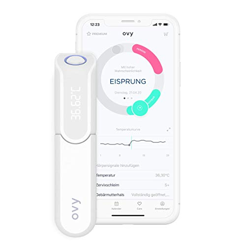 Ovy® Bluetooth Basalthermometer ...