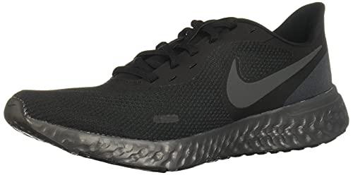 Nike Revolution 5, Zapatillas Hombre, Black Anthracite 204, 42 EU