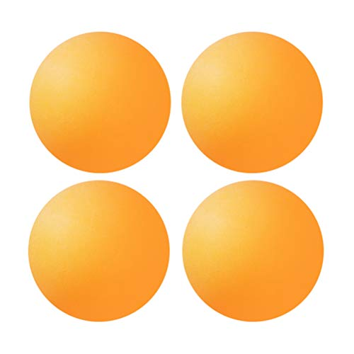 BESPORTBLE 50 Pelotas de Ping Pong Pelotas de Tenis de Mesa Lavables para Niños Mujeres Hombres Gimnasio Escolar Al Aire Libre