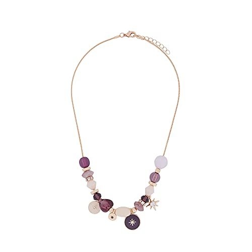Parfois - Collar Grape Stones - Mujeres - Tallas Única - Multicolor
