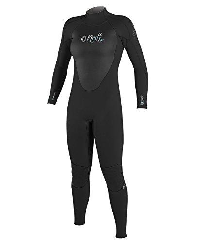 O'Neill Wetsuits Damen WMS Epic 3/2 Neoprenanzug, Black, 6