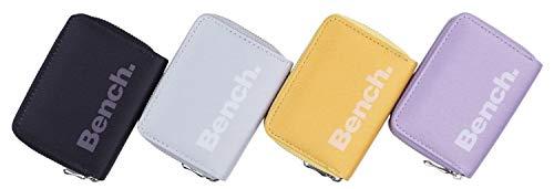 BENCH Billetera con cremallera para mujer, multicolor (Multicolor) - 4039584900259