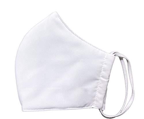 made2trade® Hochentwickelte waschbare Nano Mund-und Nasen-Bedeckung - Made by Eliware - in verschiedenen Größen - Für Kinder und Erwachsene - Gr. M - 4er Pack