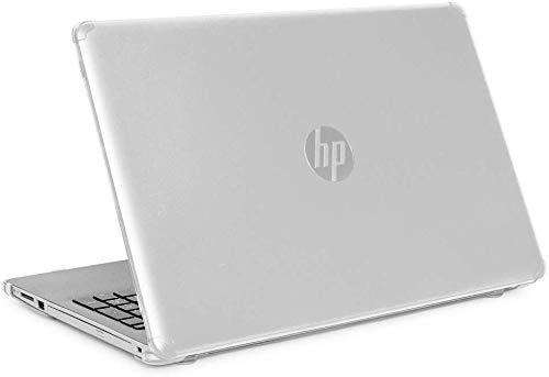 "mCover - Cover rigida trasparente solo per notebook HP 15,6"" 15-DAxxxx / 15-DBxxxx Series (15-da0056na ecc.) (dimensioni: 14,6 x 24,6 x 2,25 cm)"