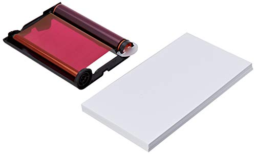 HiTi Print Kit papier + Ribbon 10 x 15 x printer S400 en S420 - doos 12 stuks A5 (Tot. 600 prints