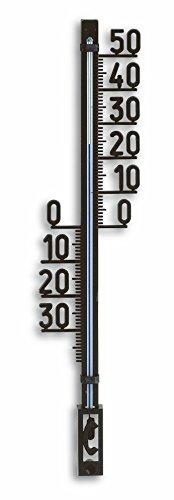 TFA Dostmann Analoges Außenthermometer, wetterfest, freistehende Gradzahlen