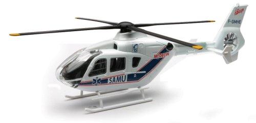 New Ray - 25953 - Construction Et Maquette - Helicoptère Die Cast Eurocopter Samu 1/43ème