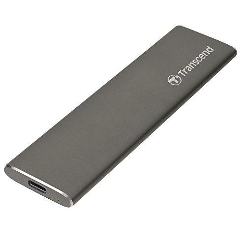 Transcend 外付けSSD 960GB USB3.1(Gen2)Type-A/Type-C 対応 ポータブルSSD TS960GESD250C