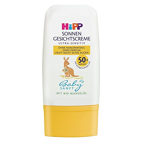 Hipp Babysanft Sonnen Gesichtscreme, 30 ml