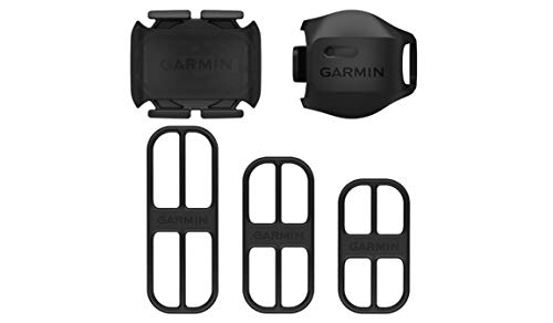 Garmin Unisex – volwassenen Access, Bike Speed and Cadence Sensor 2, zwart, één maat