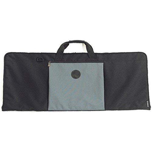 Yamaha Artiste Series Keyboard Bag for 61-Note Keyboards, Black/Gray
