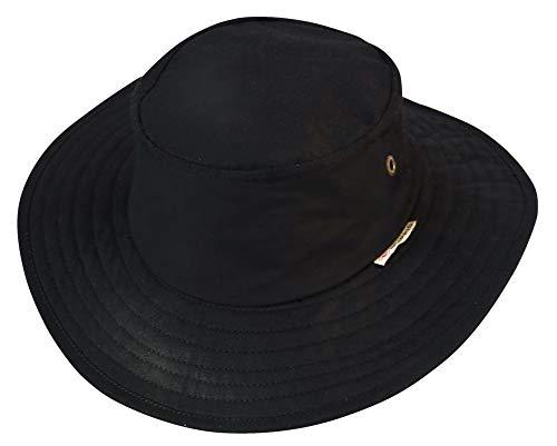 Australian-Fashion, Oilskin Jack, braun, L