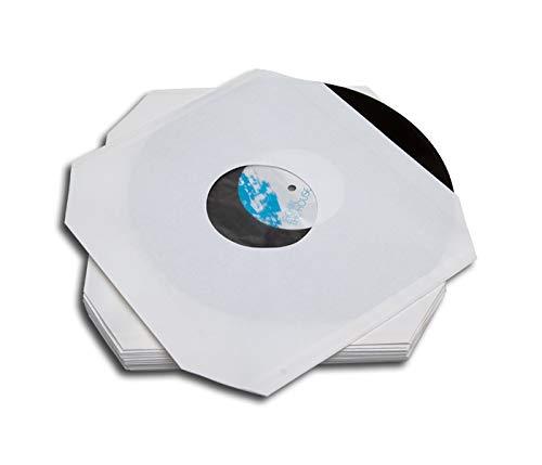 LP Innenhüllen mit Eckschnitt Protected (100 Stück)